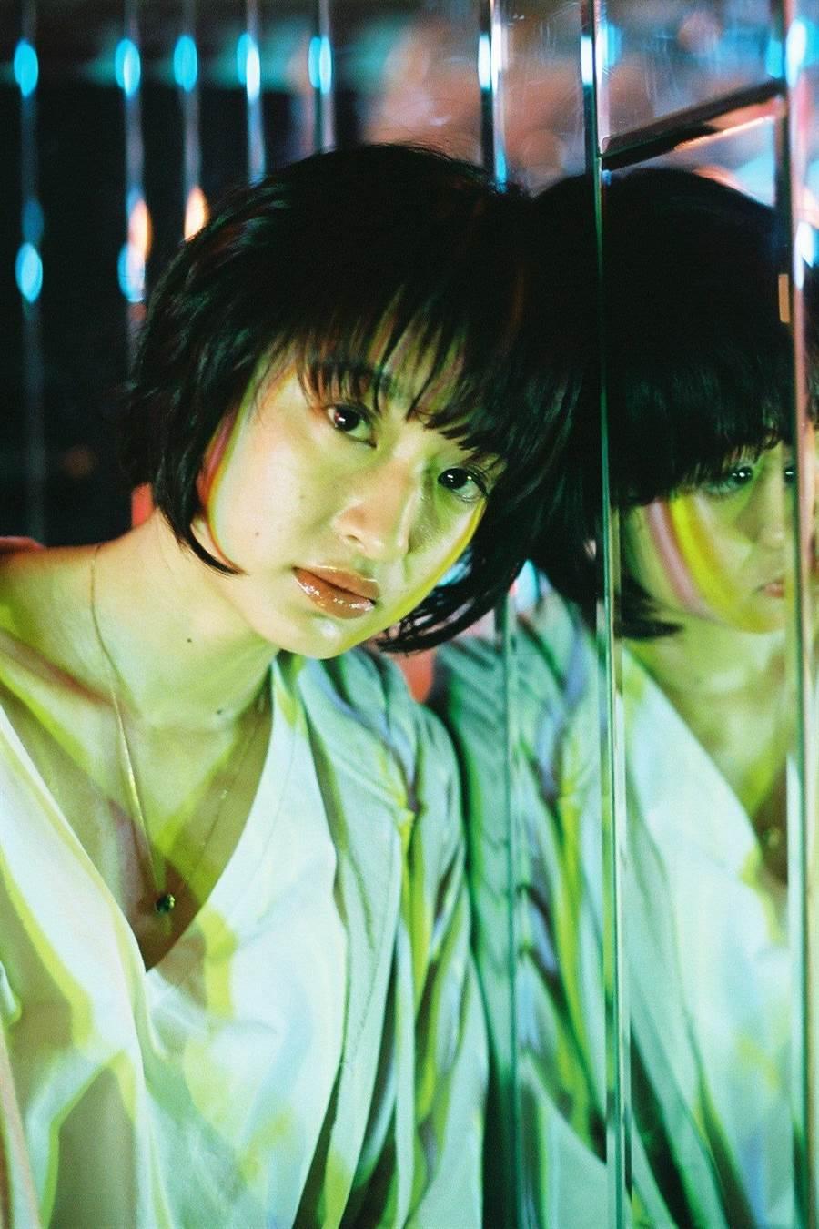 門脇麥演出岡崎京子的作品相當開心。。(采昌國際多媒體提供)