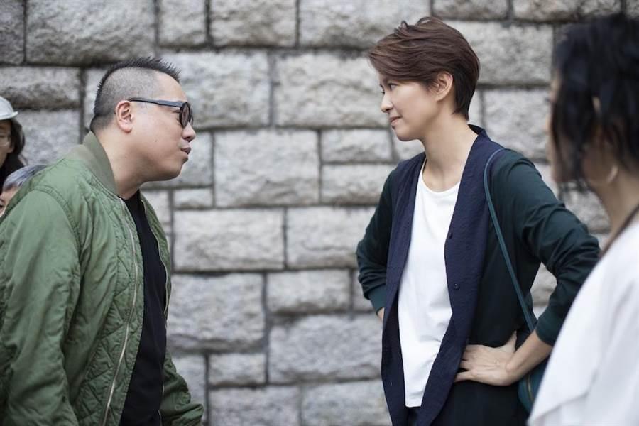 彭浩翔飾演梁詠琪念念不忘的前男友。(華映提供)