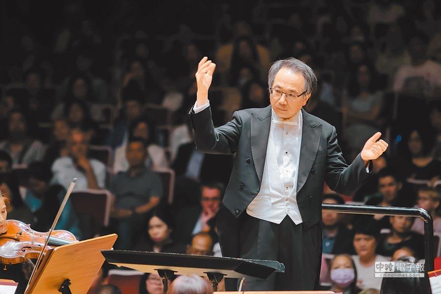 由音樂總監呂紹嘉領軍,國家交響樂團將展開日本巡演。(國家交響樂團提供)