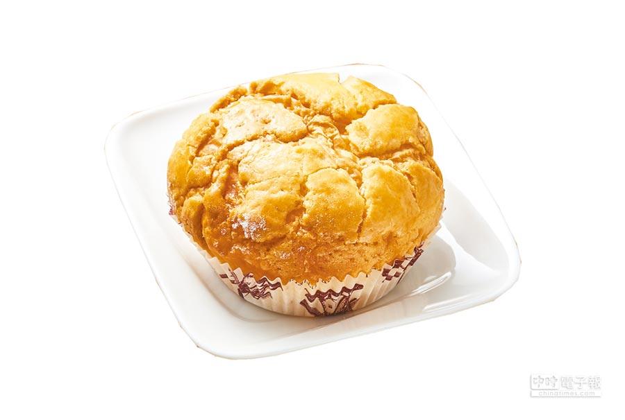 Hankyu BAKERY全聯阪急麵包冠軍「丹麥菠蘿」,30元。(全聯提供)