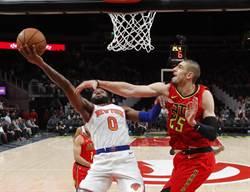 NBA》尼克中止18連敗 苦主是林書豪前東家