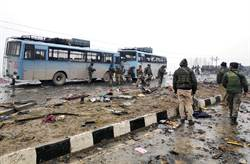印巴緊張!喀什米爾自殺炸彈襲擊印警巴士 釀44死
