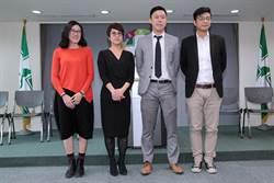 李晏榕接民進黨發言人   坦言同婚議題若跟黨不同需調適