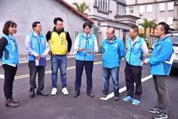 花蓮市公所開通美崙開興路 民眾出門不用繞路了