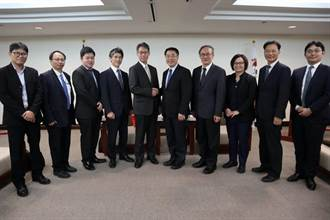 日本東電訪台南 黃偉哲:力促綠電發展