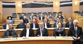雲南省台辦官員 參訪高雄義守大學