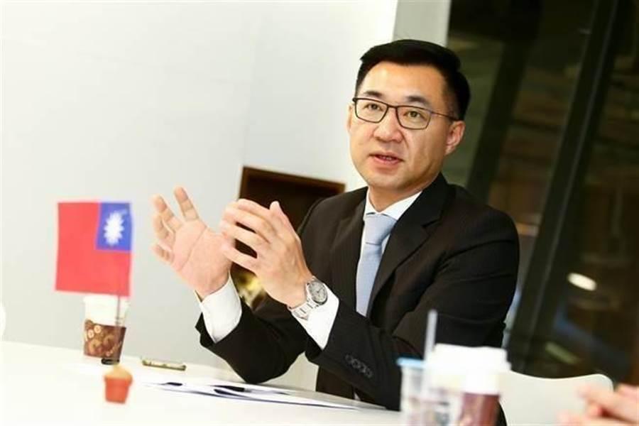國民黨立委江啟程。(圖/本報資料照)