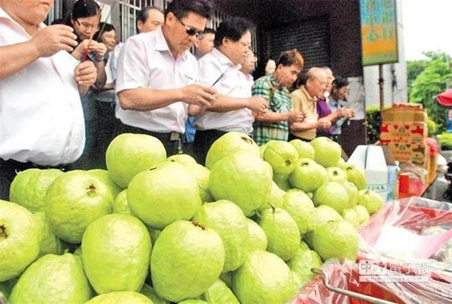 台灣水果品質真的很棒,但外銷真的需要多努力。(圖/中時資料照)