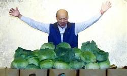 韓國瑜、農委會賣東西誰最有感? 沈富雄選出贏家