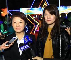 盧秀燕建議:解決流浪警察問題  編制在中央 借調到地方