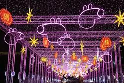 微醺不夜城!「台北燈節」360度光雕投影秀 吸睛度百分百
