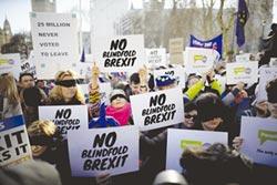 梅伊再遭挫 英無協議脫歐危機加劇