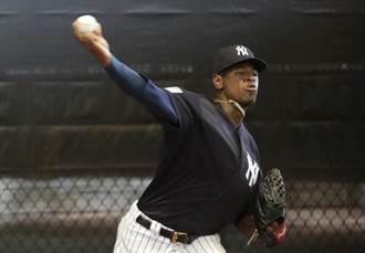 MLB》洋基王牌回不來了?肩傷又照MRI
