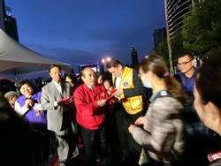王金平出席拚經濟音樂會 環保局開單罰噪音