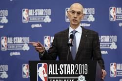NBA》全明星賽改革失敗 席爾佛:豬戴耳環