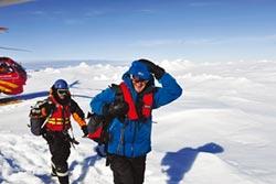 陸客流行到南極過年