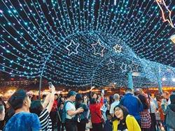 人進來了!韓國瑜實踐諾言 高雄春節遊客140萬 燈會成長43%