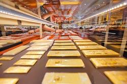 全球搶購黃金 人行連2月增持