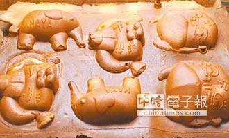 台中市南屯區-雞蛋糕外酥內軟