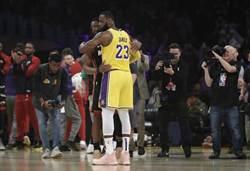 NBA》詹皇:享受最後1次詹韋連線