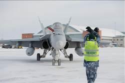 二手戰機來了! 加拿大接收澳首批2架F-18