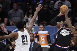 NBA》詹姆斯隊逆轉擊退字母哥隊 杜蘭特MVP