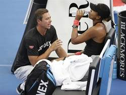 網球》為了錢與教練拆夥? 球后大坂直美否認