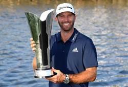 高爾夫名將DustinJohnson 戴98公克宇舶表拿歐巡賽首勝