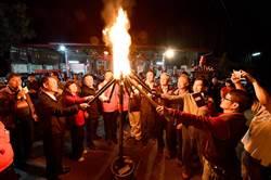南投仙楂腳火把繞庄 社區凝聚典範