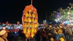 鬧元宵花壇迎燈排花在彰化 明晚重慶銅梁火龍壓軸登場