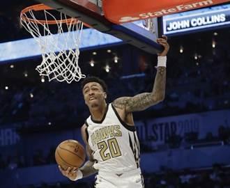 NBA》灌籃大賽評審亂給分?球迷不滿