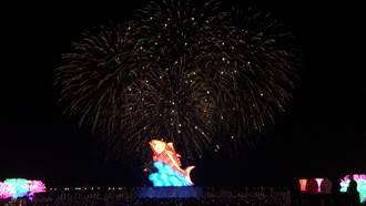 影》台灣燈會在屏東明晚7點「巨鮪來富」正式開燈