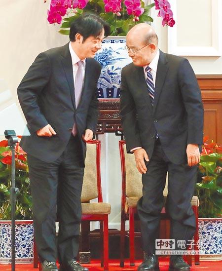 有事找部長 蘇行政風格很直接
