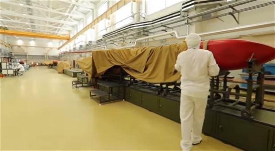 塔斯社稱,俄國核動力巡弋飛彈已經進入引擎測試階段。(圖/Youtube)