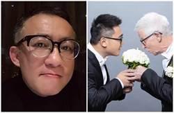 異國「爺孫戀」步紅毯 許常德曝「老少配」幸福主因