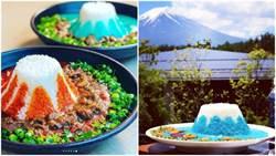 飯與山同高!大胃王必挑戰「富士山咖裡飯」