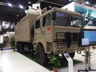 IDEX防務展 陸推出反坦克導彈與移動雷射武器