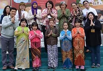 吃方粽,慶元宵!北新國小跨越國界新住民文化體驗
