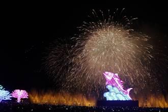 影》2019台灣燈會在屏東「巨鮪來富」點燈美到爆