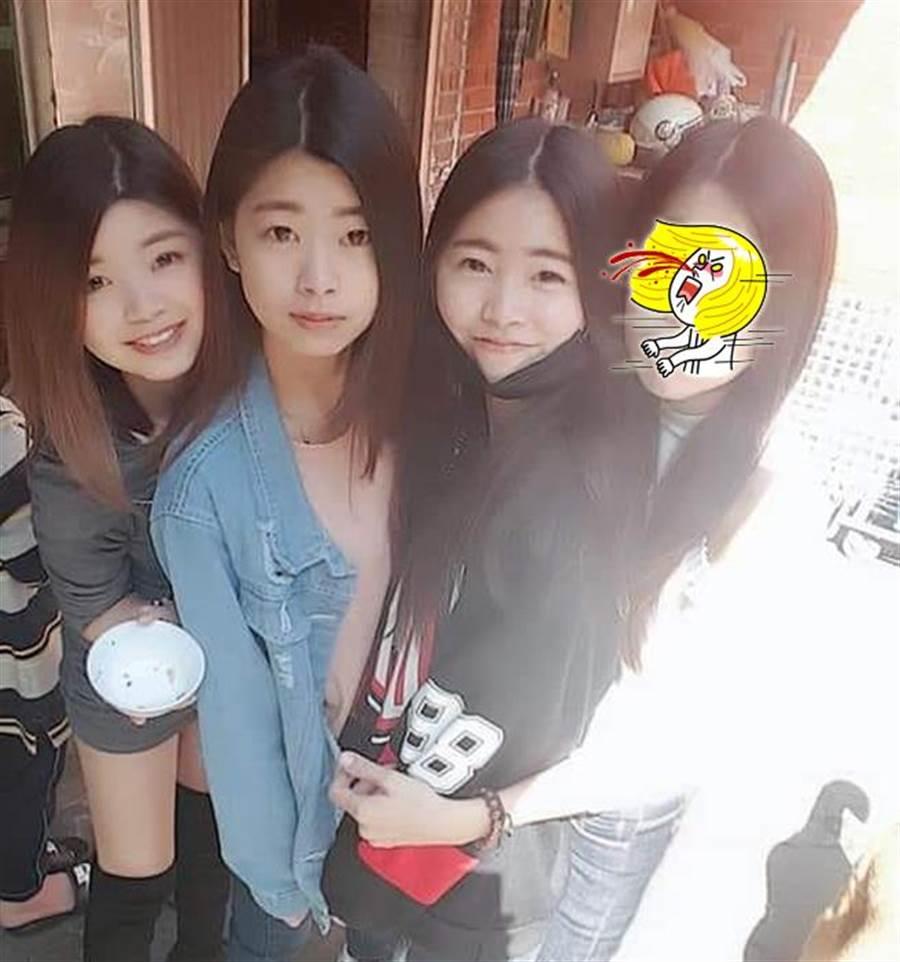 「美魔女」媽媽神正!男友動情差點出大事(圖/翻攝自臉書《爆廢公社二館》)