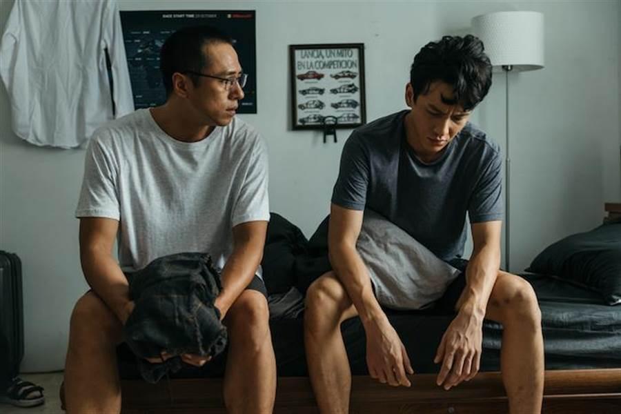 《噬罪者》莊凱勛在新戲挑戰演出更生人與弟弟曹晏豪心結。(公視提供)