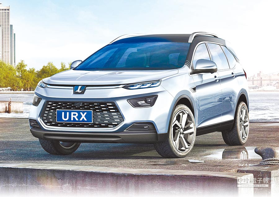 LUXGEN將推出第一部新物種車款「URX」。(納智捷提供)