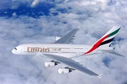 阿聯酋航空歡慶在台五周年,回饋台灣旅客飛往歐洲機票13,555元起