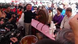 影》來去紫南宮「呷丁酒」 10萬人聞香而來搶搶滾!