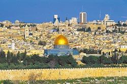 以色列吸引陸客 3年人數多1倍