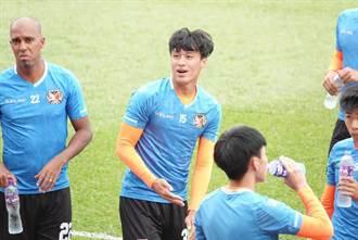 旅外國腳王睿:為踢球必須「逃離」台灣