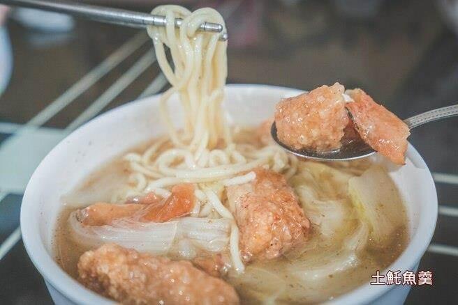 台南旅遊票選美食第一名-土魠魚羹。(圖取自台南旅遊網官網)