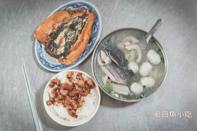 台南旅遊票選美食第五名-虱目魚小吃。(圖取自台南旅遊網官網)