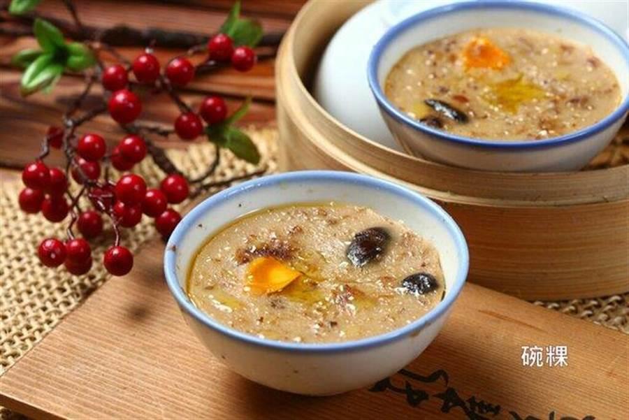 台南旅遊票選美食第三名-碗粿。(圖取自台南旅遊網官網)