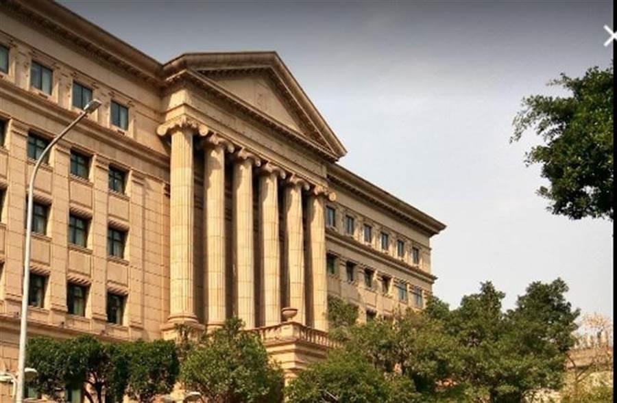 高等法院。(圖取自Google Map)